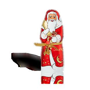 Lindt Santa Milk 125g