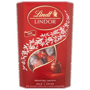 Lindt Lindor Milk Truffles 337g