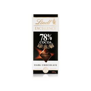 Lindt Excellence Dark 78% Bar 100g