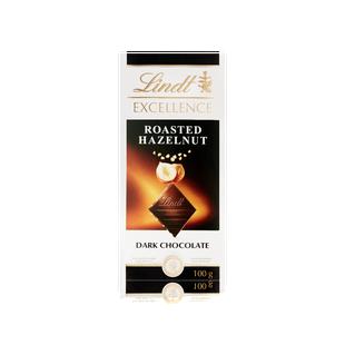 Lindt Excellence Dark Hazelnut Bar 100g