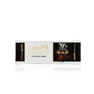 Lindt Excellence Dark 70% Bar 35g