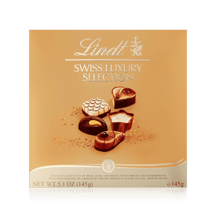 Lindt Swiss Luxury Selection Box 145g