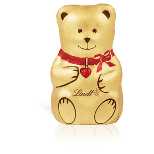 Lindt Gold Teddy Milk 40g