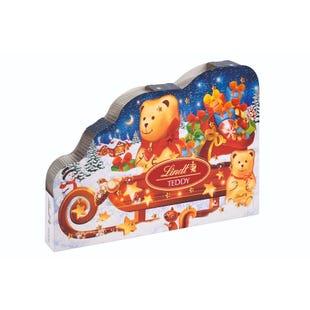 Lindt Teddy Sleigh Advent Calendar 265g